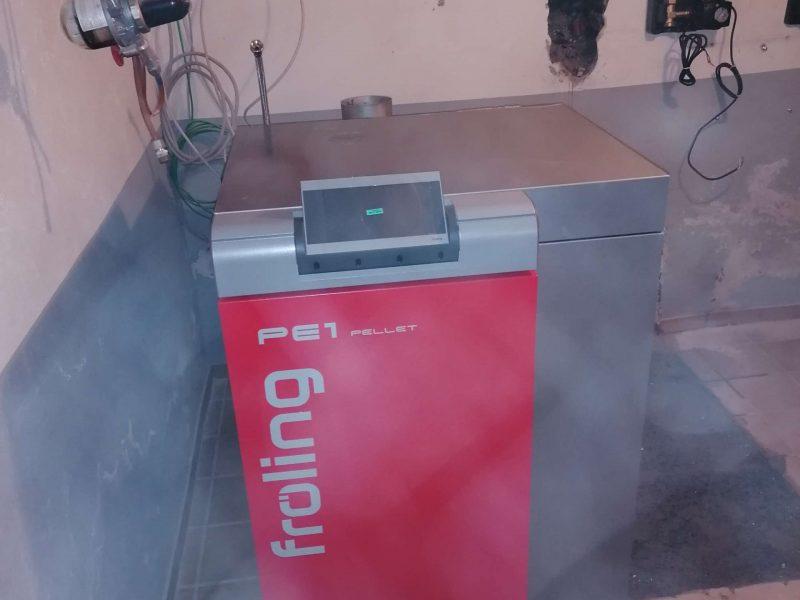 ÖL Heizung gegen Pelletesheizung mit Solar getauscht inGeisenheim (7)