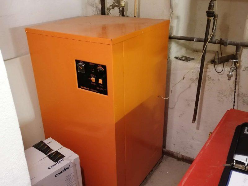 Öl Heizung raus Gas Brennwert rein in Stromberg (1)