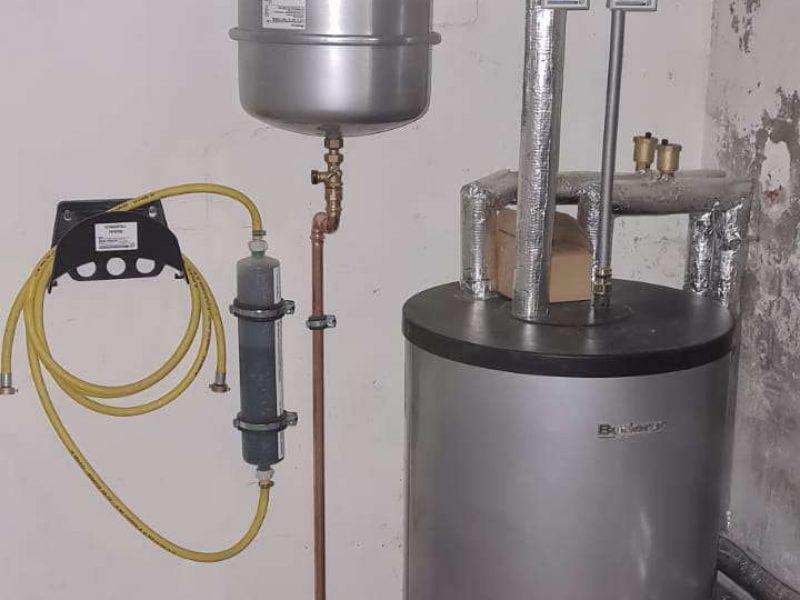 Öl Heizung raus Gas Brennwert rein in Stromberg (5)