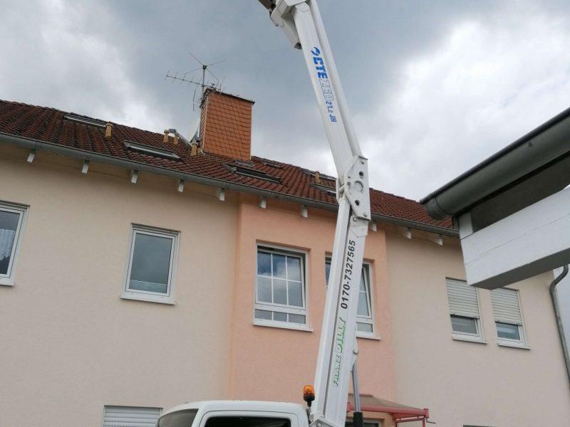 Anlagen Umbau von 6 Etagen Heizungen in Weiler (11)