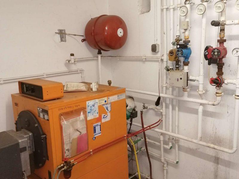 Anlagentausch ÖL gegen Öl Brennwert in Niederheimbach (1)