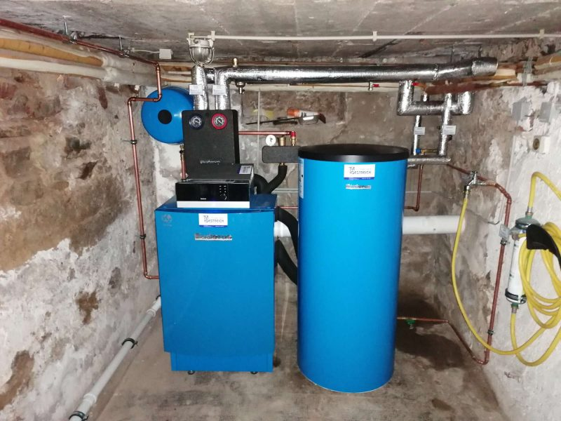 Heizungstausch ÖL gegen Gas Brennwert in Weiler (2)