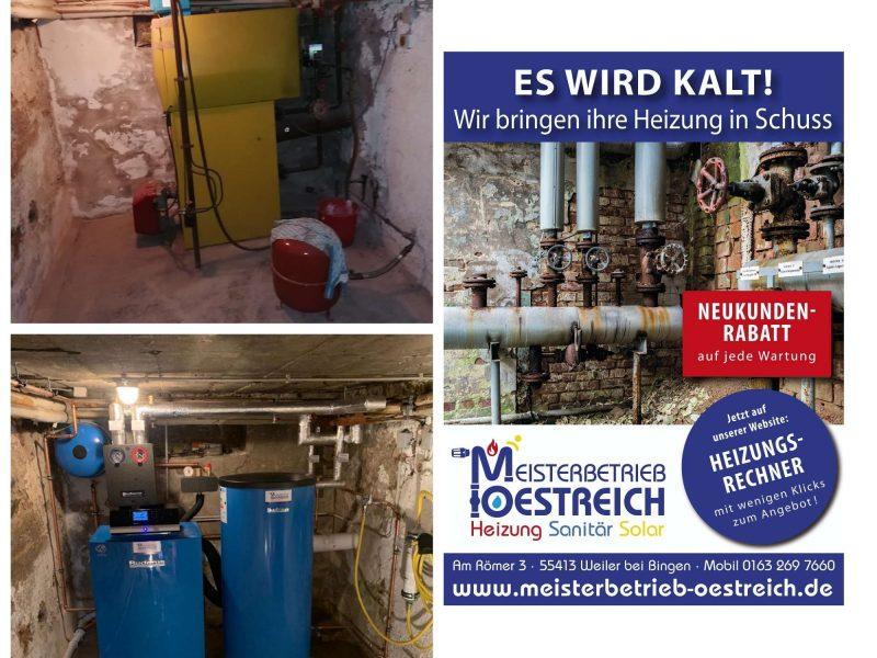 Heizungstausch ÖL gegen Gas Brennwert in Weiler (3)