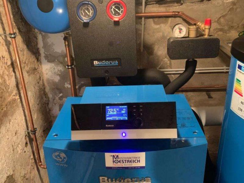 Heizungstausch ÖL gegen Gas Brennwert in Weiler (8)