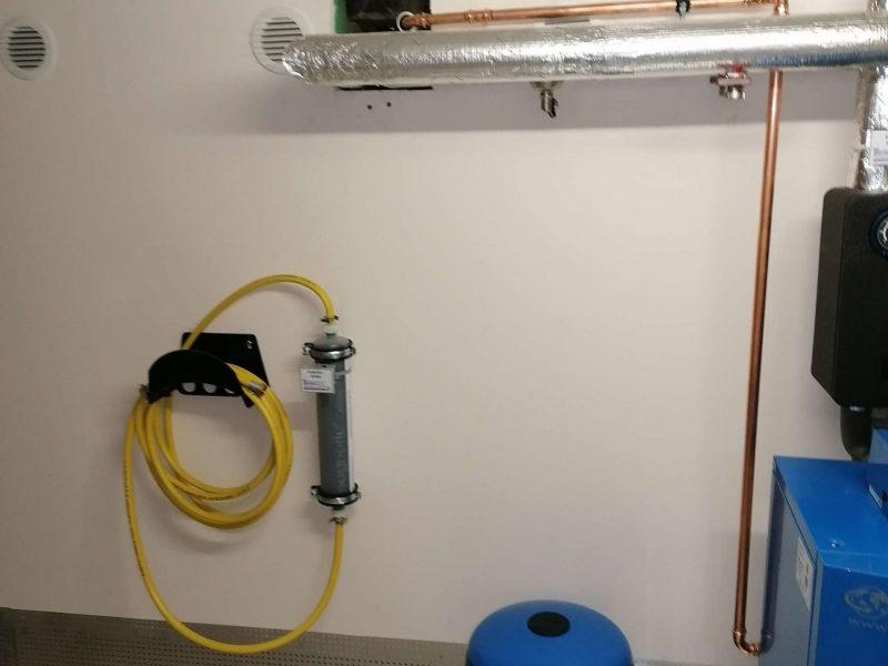 Heizungstausch Gas gegen Gas Brennwert in Bingen (3)
