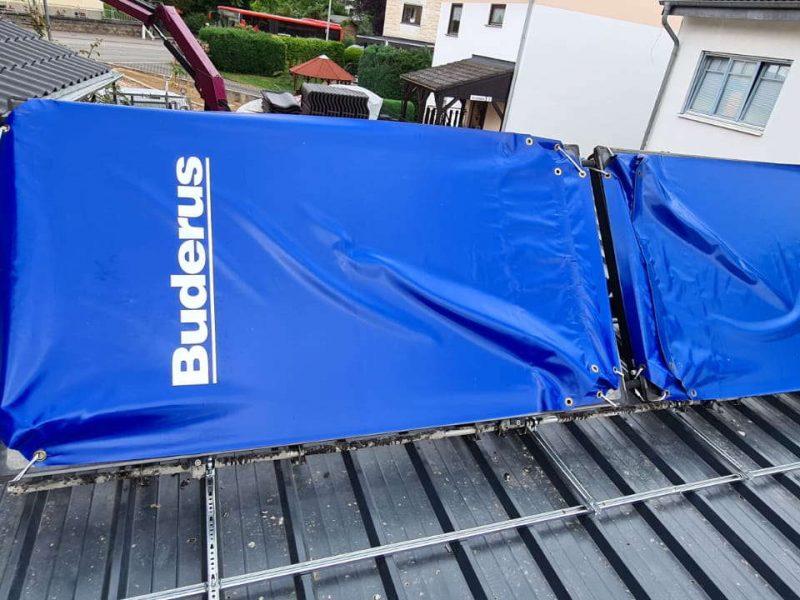 Heizungstausch mit Wiedereinbau der vorhanden Solaranlage in Weiler (9)